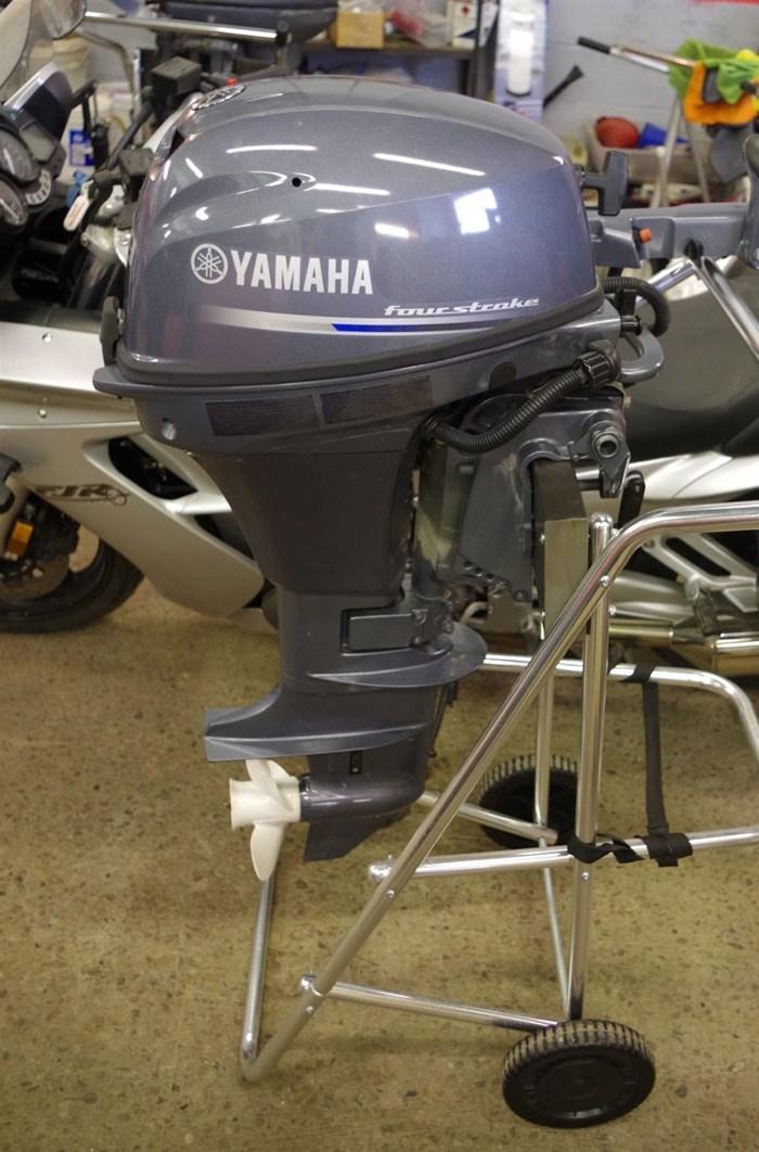 2015 Yamaha F9.9 SMHB Photo 2 of 5