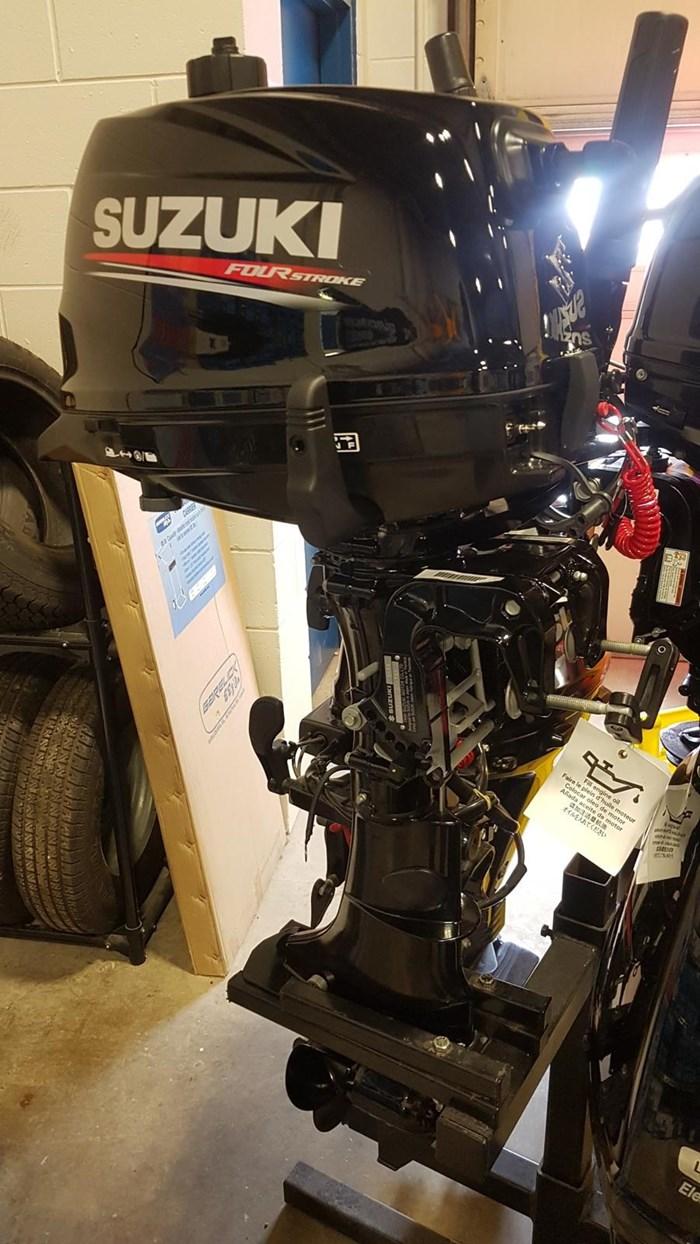 2020 Suzuki DF6AS Photo 2 of 6