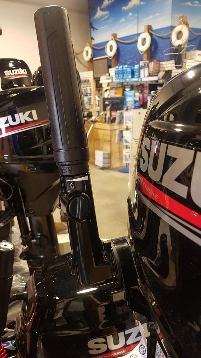 2020 Suzuki DF6AS Photo 4 of 6