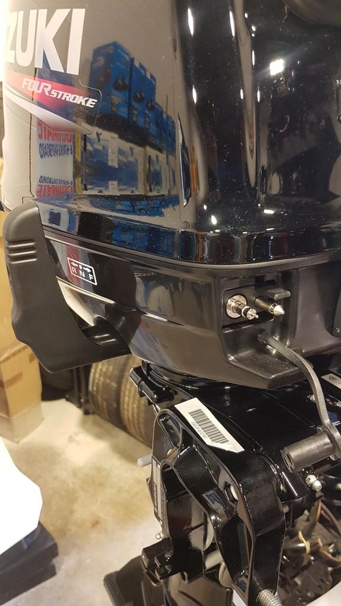 2020 Suzuki DF6AS Photo 6 of 6