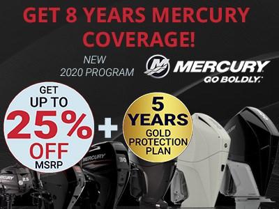 2020 Mercury 8 MLH 4-Stroke Photo 1 of 7
