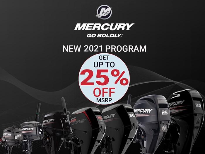 2021 Mercury 20ELHPT 4-Stroke EFI Photo 1 of 18