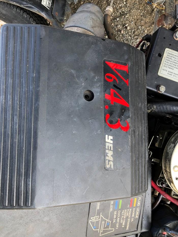 1992 Yamaha V-6  4.3LTR YAMAHA STERN DRIVE Photo 3 of 10