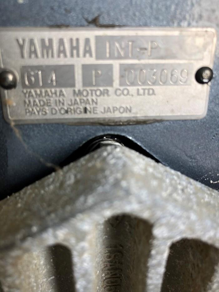 1992 Yamaha V-6  4.3LTR YAMAHA STERN DRIVE Photo 10 of 10