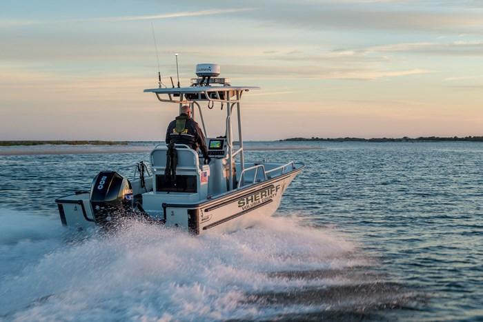 2021 Mercury 200CXL V-6 4-Stroke SeaPro Commercial Outboard Photo 16 of 18