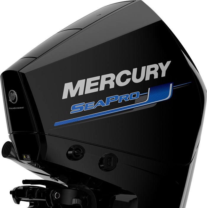 2020 Mercury 200XL V-6 4-Stroke SeaPro Commercial Outboard Photo 1 of 22