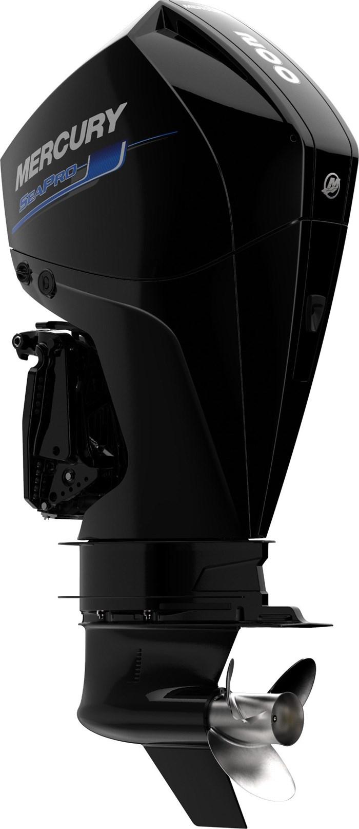 2020 Mercury 200XL V-6 4-Stroke SeaPro Commercial Outboard Photo 5 of 22