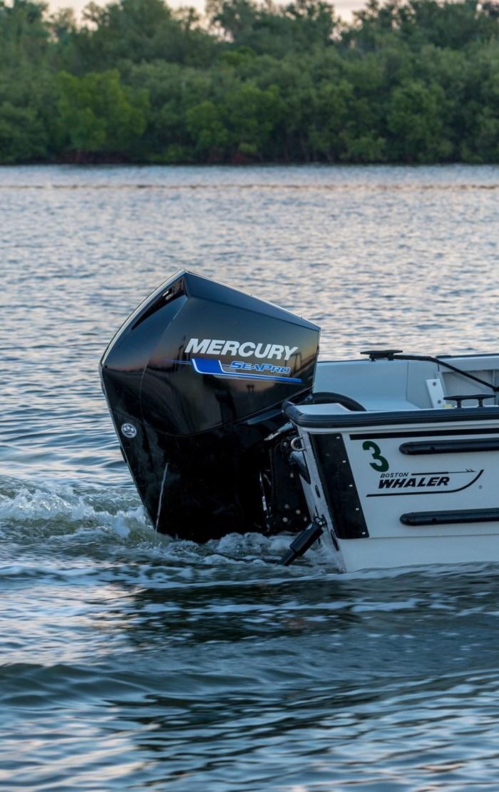 2020 Mercury 200XL V-6 4-Stroke SeaPro Commercial Outboard Photo 13 of 22