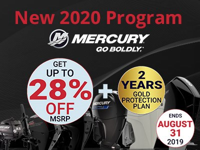 2020 Mercury 200XL V-6 4-Stroke SeaPro Commercial Outboard Photo 2 of 22
