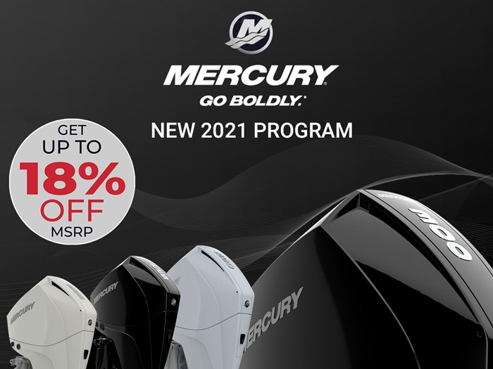 2021 Mercury 250XL V-8 4-Stroke Photo 1 of 28