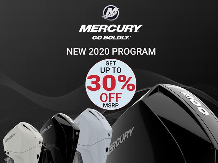 2020 Mercury 300CXL V-8 4-Stroke Photo 1 of 27
