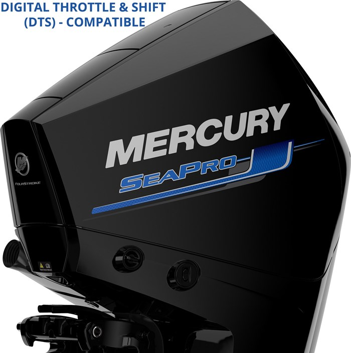 2021 Mercury 200CXL V-6 4-Stroke SeaPro DTS Commercial Outboard Photo 2 of 26