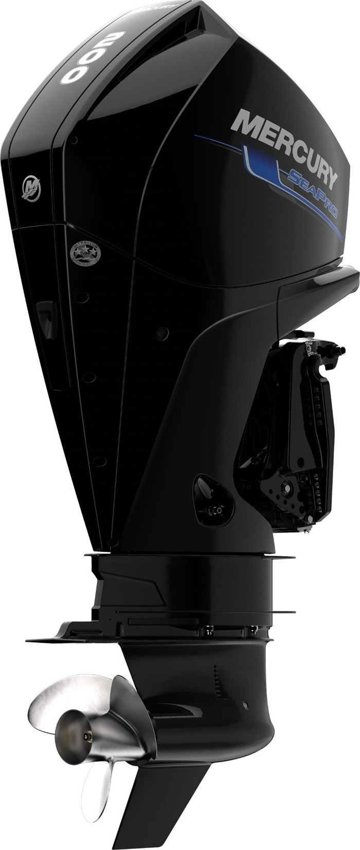 2020 Mercury 200XL V-6 4-Stroke SeaPro DTS Commercial Outboard Photo 8 of 27
