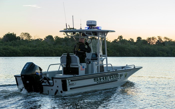 2020 Mercury 200XL V-6 4-Stroke SeaPro DTS Commercial Outboard Photo 14 of 27