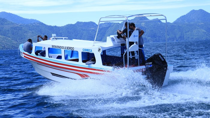 2020 Mercury 200XL V-6 4-Stroke SeaPro DTS Commercial Outboard Photo 23 of 27