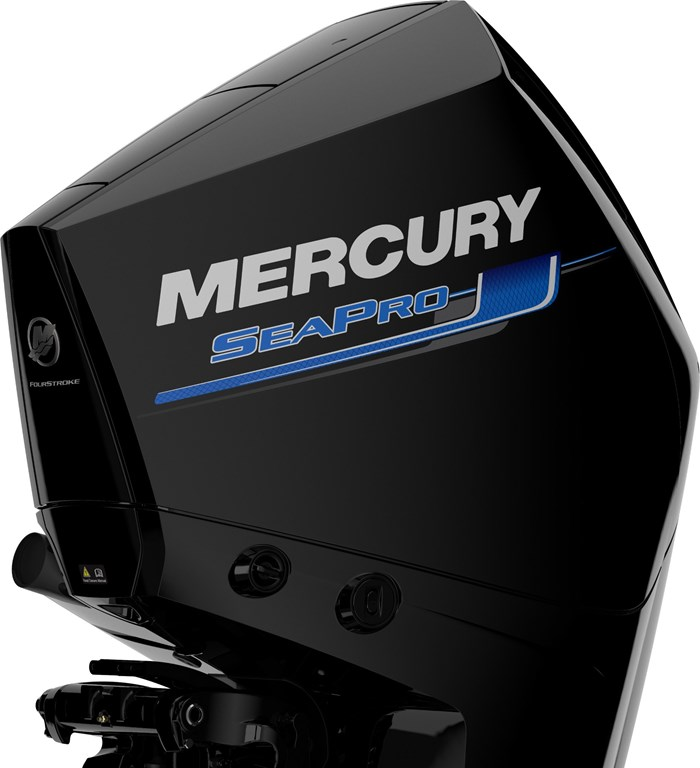 2021 Mercury 250XL V-8 4-Stroke SeaPro Commercial Outboard Photo 2 of 18