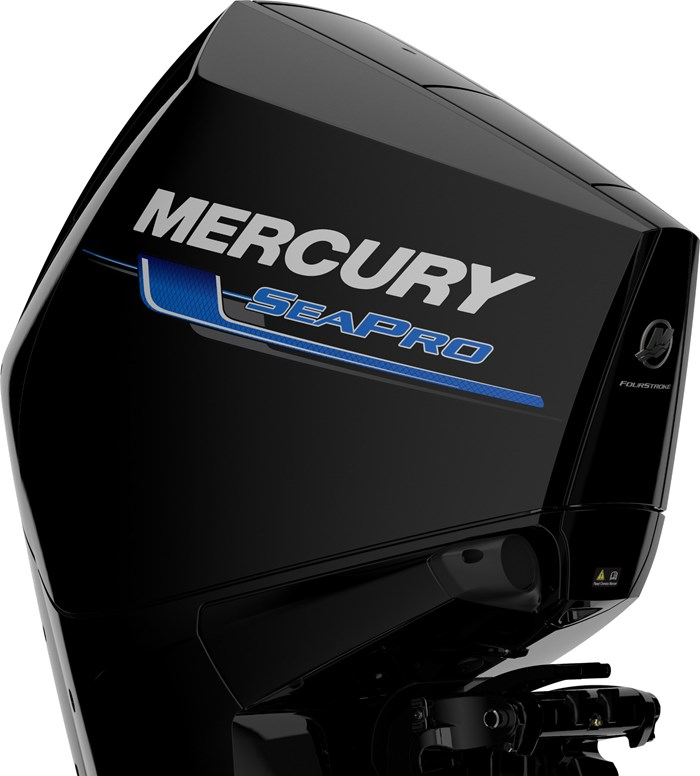 2021 Mercury 250XL V-8 4-Stroke SeaPro DTS Commercial Outboard Photo 3 of 18