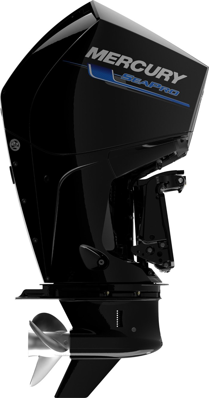2021 Mercury 250XL V-8 4-Stroke SeaPro DTS Commercial Outboard Photo 5 of 18