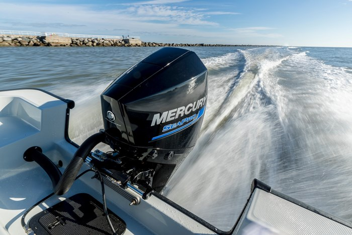 2020 Mercury 250CXL V-8 4-Stroke SeaPro DTS Commercial Outboard Photo 12 of 20