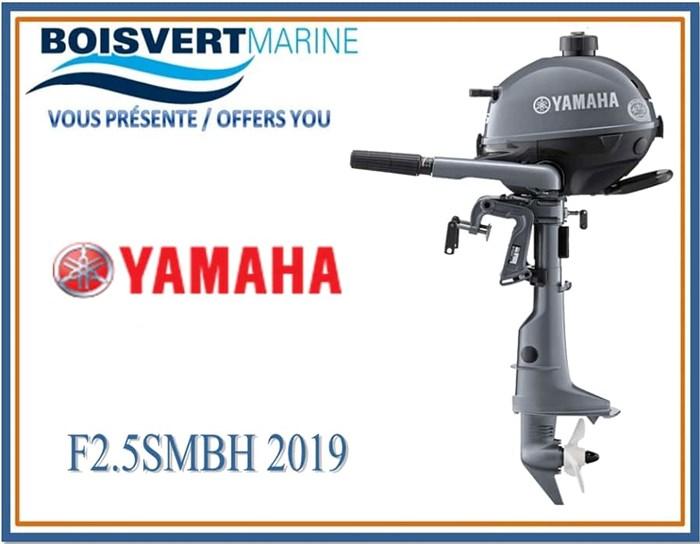 2019 Yamaha F2.5SMHB (pieds court) Photo 1 of 1