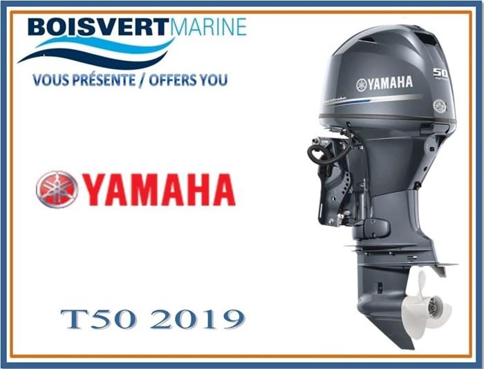 2019 Yamaha T50 Photo 1 of 1