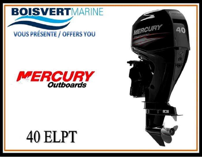 Mercury 60 ELPT 4S 2018 New Outboard for Sale in Sorel Tracy