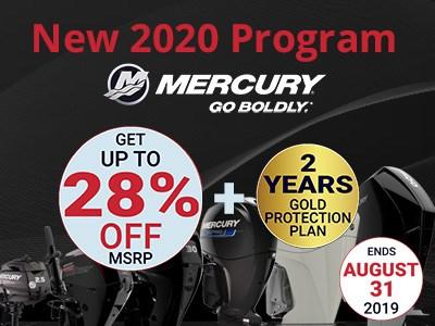 2020 Mercury 250XL V-8 4-Stroke DTS Photo 1 of 28