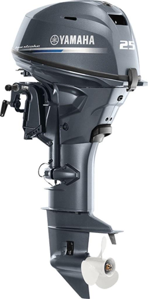 2020 Yamaha F25SMHC Photo 1 of 1