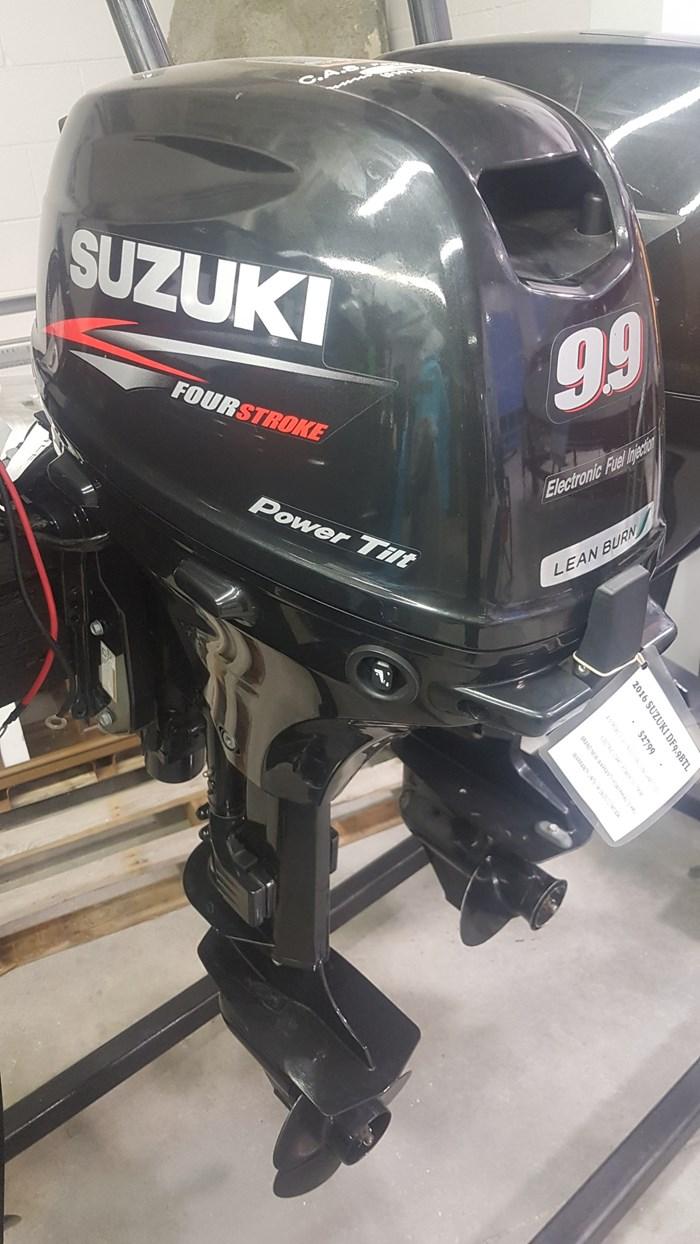 2021 Suzuki DF9.9BTL - $500 Rigging BONUS - Virtual Boat Show Photo 4 of 8