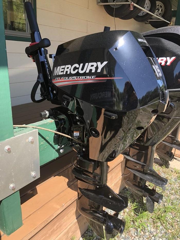 2018 Mercury ME 15 MH 4S Photo 1 of 1