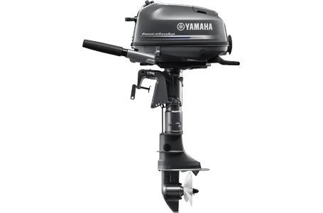 2019 Yamaha F4 - 15 in. Shaft Photo 1 of 4
