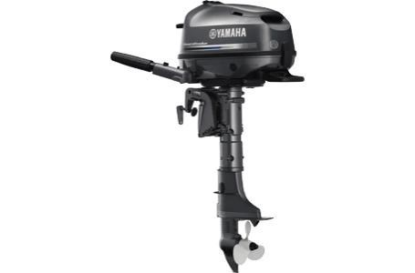 2019 Yamaha F4 - 15 in. Shaft Photo 2 of 4