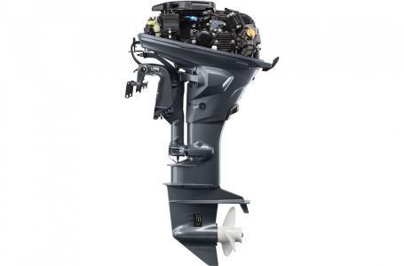 2019 Yamaha F25C - 15 in. Shaft SMHC Photo 5 of 6