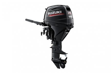 2019 Suzuki DF25ATHS Photo 1 of 2