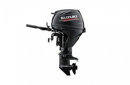 2019 Suzuki DF25ATHS Photo 2 of 2