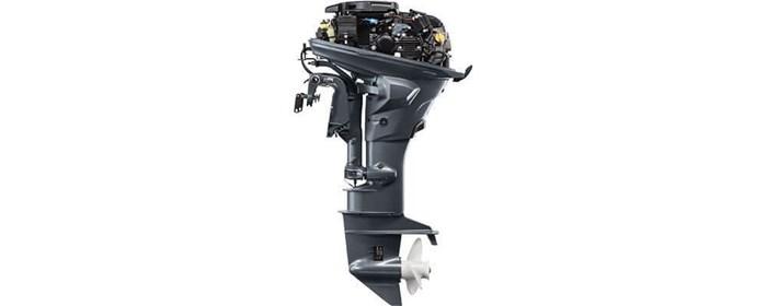 2019 Yamaha F25 LWHC Photo 5 of 6
