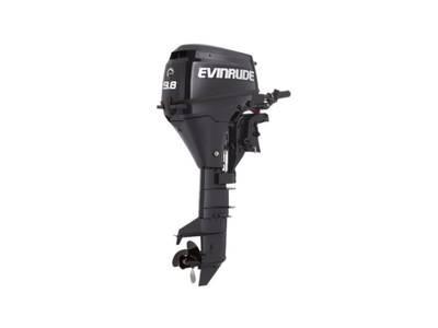 2018 Evinrude Portables 9.8 HP E10TPL4 Graphite Photo 1 of 1