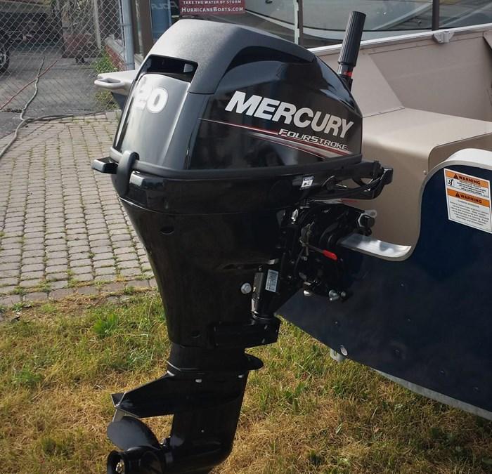2018 Mercury M20 MLH 4S EFI. Photo 1 of 1