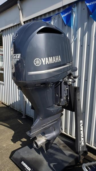 2011 Yamaha F250 4.2L OffShore Photo 1 of 3