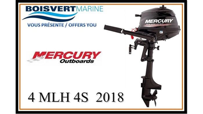 2018 Mercury 4 MH 4S Photo 1 of 4