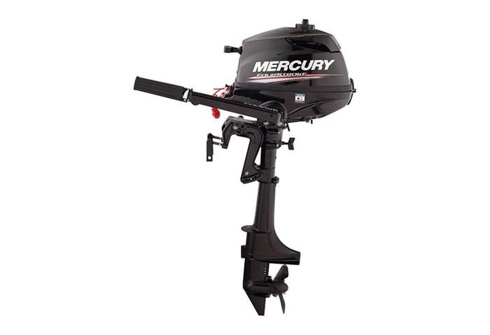 2018 Mercury 4 MH 4S Photo 4 of 4