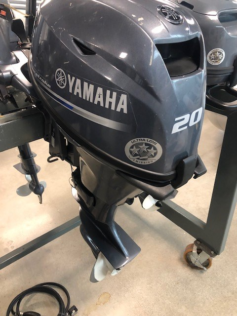 2014 Yamaha F20SMHA Photo 1 of 2