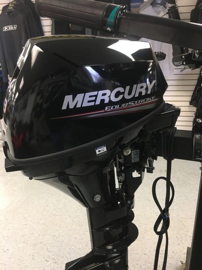 2019 Mercury 9.9 EL 4S Photo 3 of 3