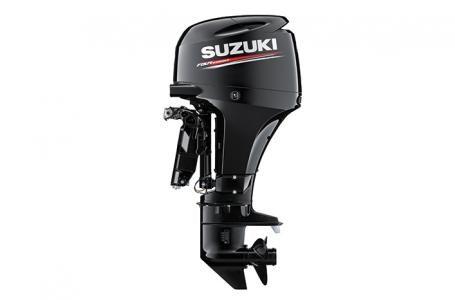 2019 Suzuki DF50ATL Photo 2 of 2