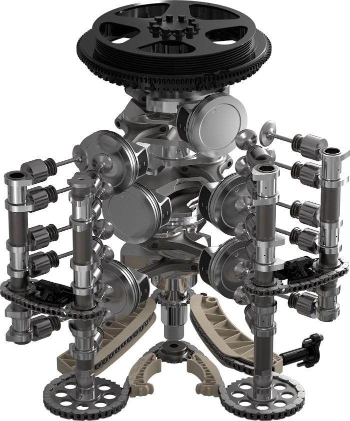 2022 Mercury 225XL V-6 4-Stroke DTS Cold Fusion Photo 11 of 17