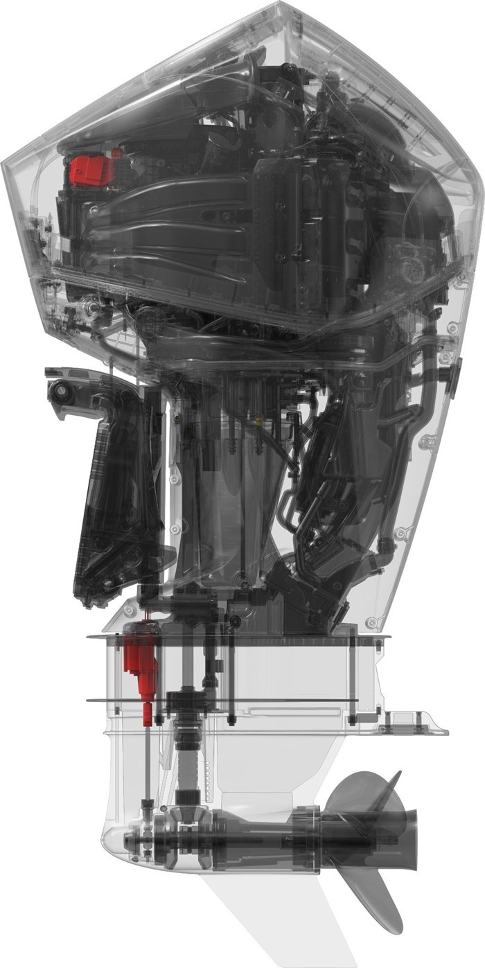 2019 Mercury 225CXL V-6 4-Stroke DTS Cold Fusion Photo 14 of 17