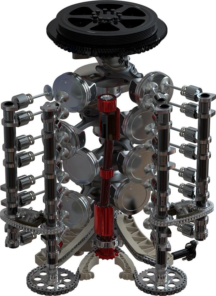 2021 Mercury 300XXL V-8 Verado 4-Stroke Warm Fusion Photo 14 of 21