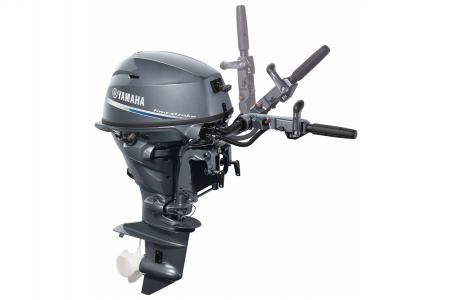 2019 Yamaha F25C - 15 in. Shaft Photo 1 of 6