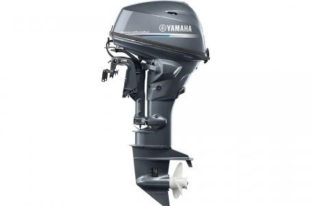 2019 Yamaha F25C - 15 in. Shaft Photo 2 of 6