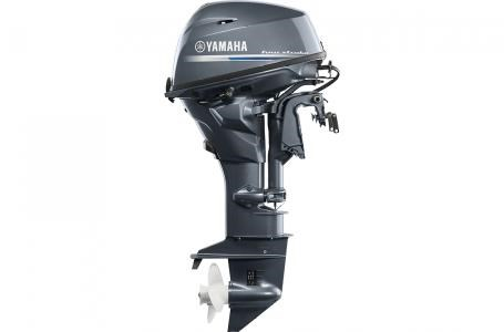 2019 Yamaha F25C - 15 in. Shaft Photo 4 of 6
